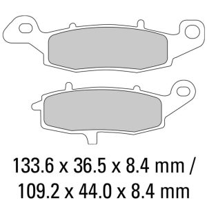 Ferodo Brake Disc Pad Set – FDB2049 ST