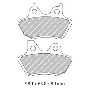 Ferodo Brake Disc Pad Set – FDB2097 ST