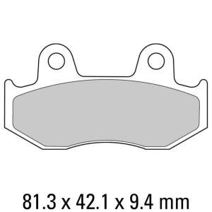 Ferodo Brake Disc Pad Set – FDB2119 SG