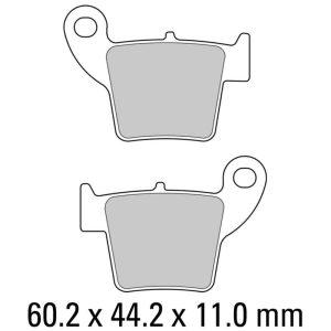 Ferodo Brake Disc Pad Set – FDB2139 SG Sinter Grip