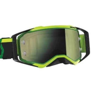 Scott Prospect Green / Black / Yellow Goggles