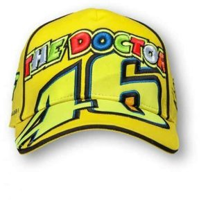 VR46 Valentino Rossi 'The Doctor' Cap
