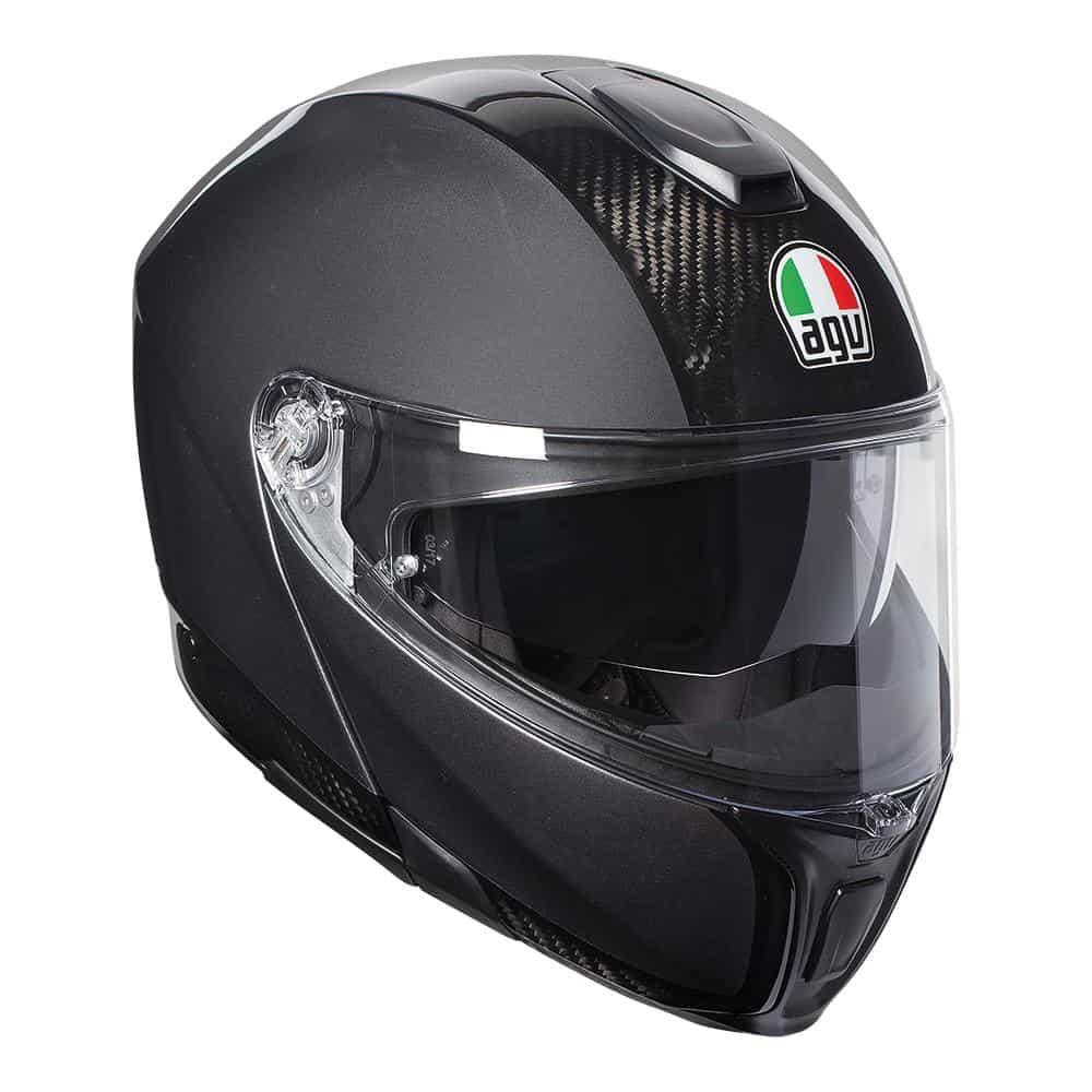 AGV Sport Modular – Carbon / Dark Grey Helmet
