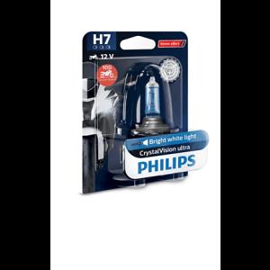 Philips Crystal Vision Ultra Headlight Bulb