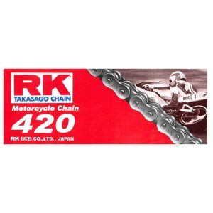 RK Chain 420 – 120 Link