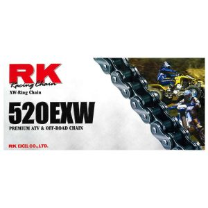 RK Chain 520EXW – 120 Link