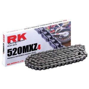 RK Chain 520MXZ – 120 Link