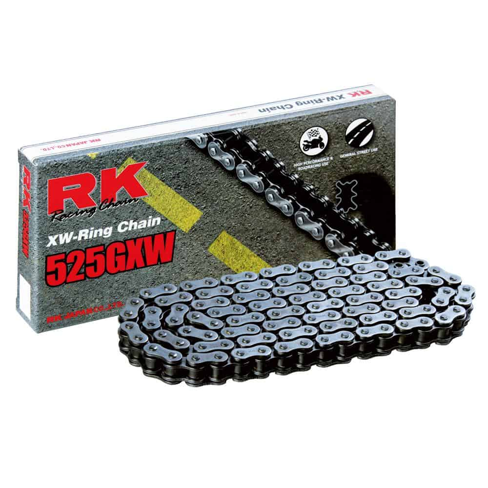 RK Chain 525GXW – Natural 120 Link