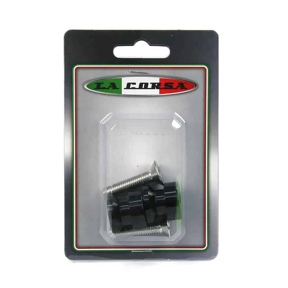 La Corsa Rear Stand Pick Up Knobs – 8mm Black