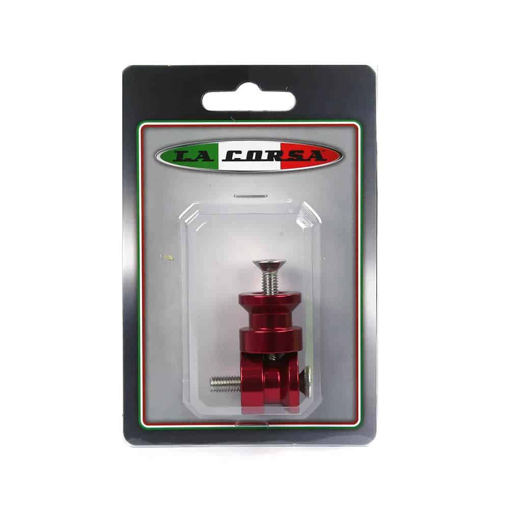 La Corsa Rear Stand Pick Up Knobs – 8mm Red