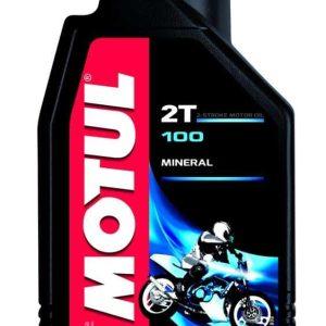 Motul 100 Moto Mix 2 Stroke Oil 1 Litre