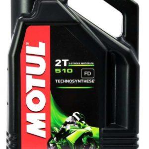 Motul Motorcycle 510 2 Stroke Oil 4 Litre