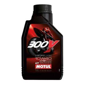 Motul 300V Factory Line Road Racing 10W40 – 1 Litre