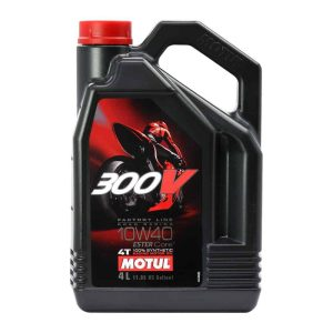Motul 300V Factory Line Road Racing 10W40 – 4 Litre