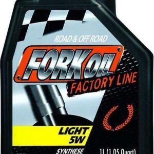 Motul Fork Oil Factory Line 5W Light 1 Litre