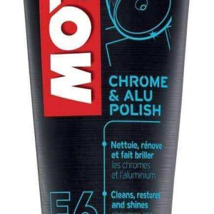 Motul E6 Chrome & Aluminium Polish 100mL