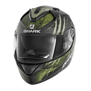 Shark Ridill Threezy Mat KWG Helmet
