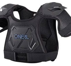 Oneal PeeWee Chest Protector Black
