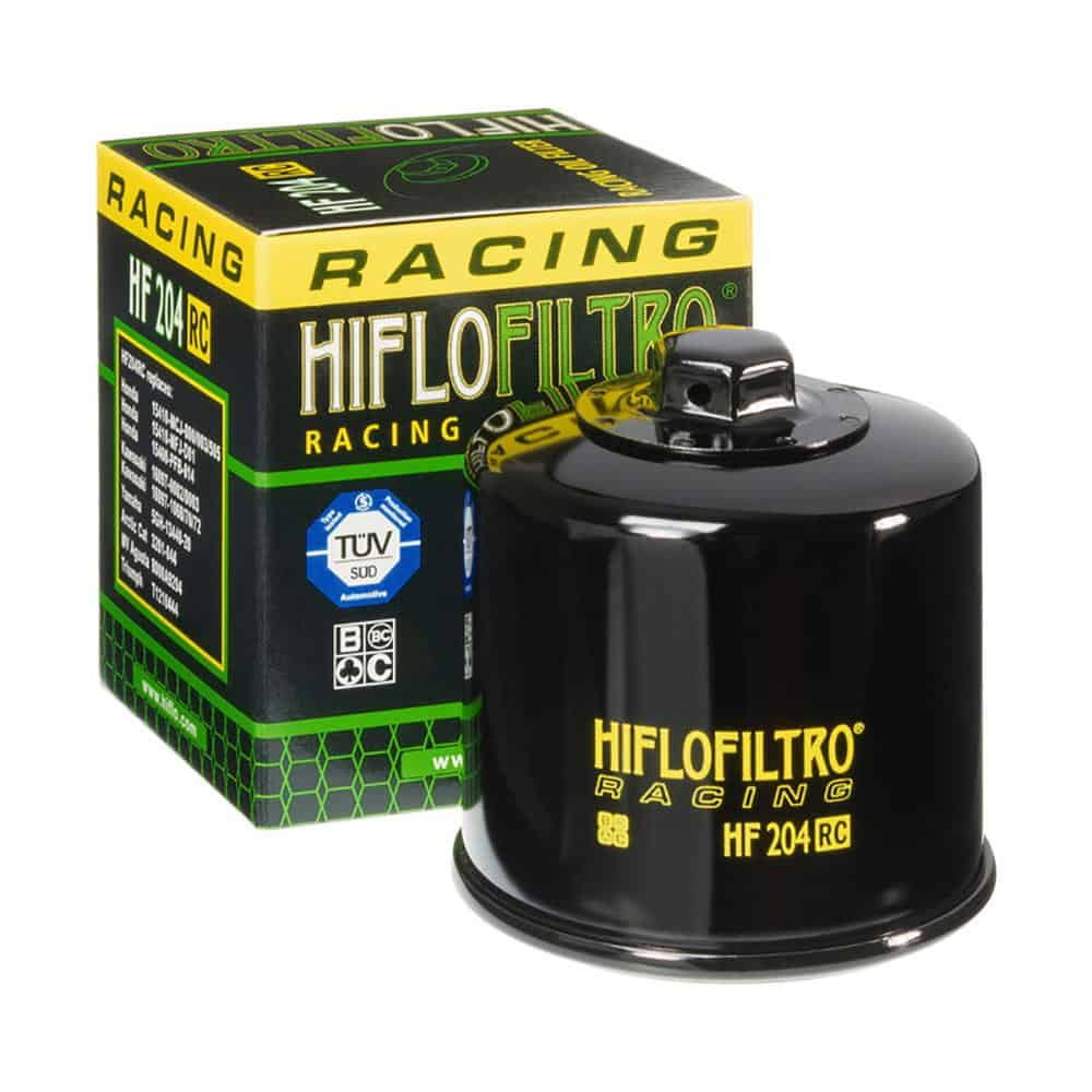 HiFloFiltro Oil FIlter- HF204RC (with nut)