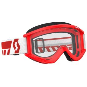 SCOTT RECOIL RED / CLEAR LENS