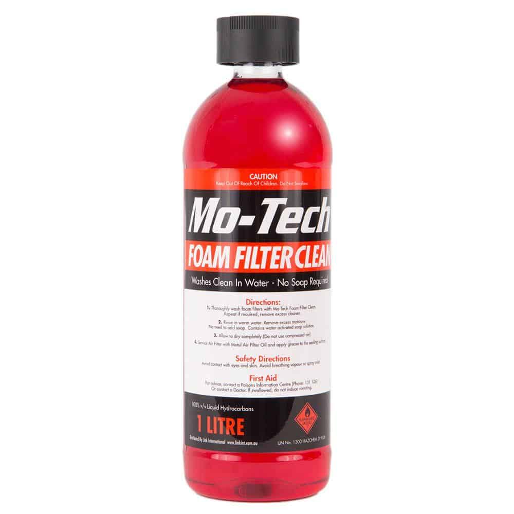 Mo-Tech Foam Filter Cleaner 1L