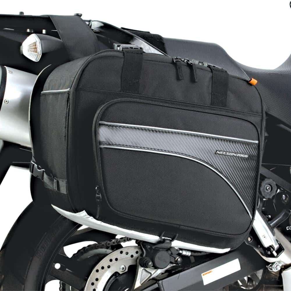 Nelson-Rigg Saddlebags CL-855 Touring Adventure 30 litre ea