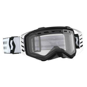 Scott Prospect Enduro Goggle Black / White