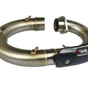 Akrapovic Stainless Steel Header Pipe