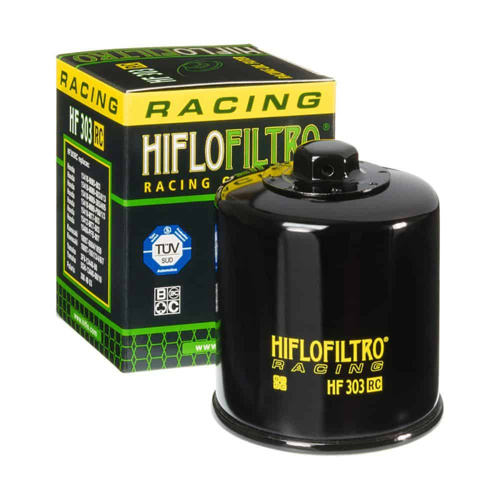 HiFloFiltro Oil FIlter- HF303RC (with nut)