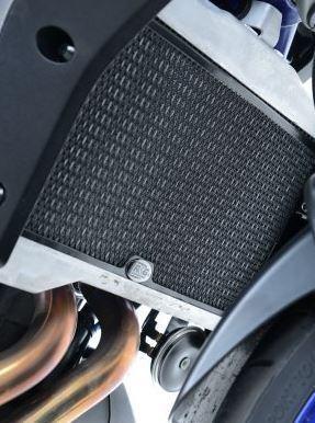 R&G Racing Radiator Guard Yamaha MT-07 (Black)