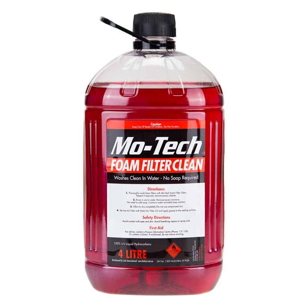 Mo-Tech Foam Filter Cleaner 4L