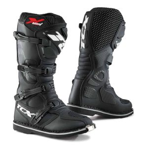 TCX MX / Enduro Racing Boot – Black