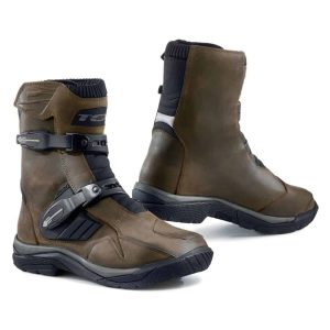 TCX Baja Mid-Length Adventure Boot – Brown