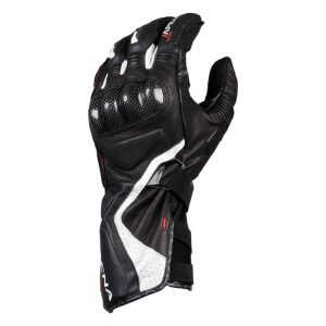 Macna Apex Gloves – Black / White