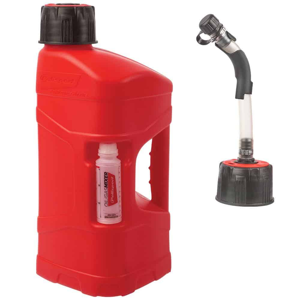 Polisport Pro-Octane Fuel Can 10ltr with Hose