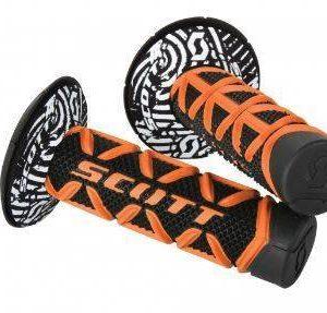 Scott Diamond Grips – Orange / Black