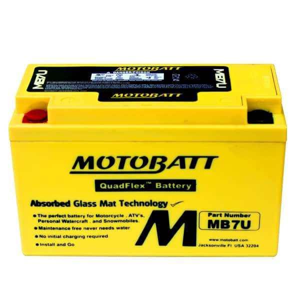 Motobatt MB7U YT7BBS Battery