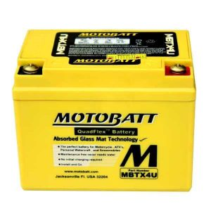 Motobatt MBTX4U YTZ5S Battery