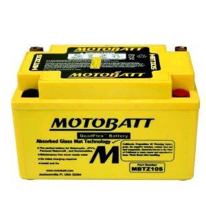 Motobatt MBTZ10S YTZ10S Battery