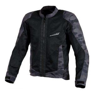 Macna Velocity Jacket – Black / Camo