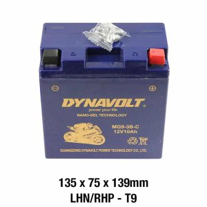 Dynavolt Battery AGM FA Nano Gel: MG9-4B-C