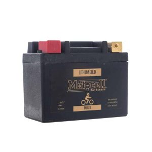 Motocell Lithium Gold – MLG8 30.72WH LiFePO4 Battery