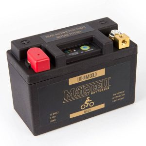 Motocell Lithium Gold – MLG9 36WH LiFePO4 Battery
