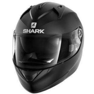 Shark Ridill Blank Mat Black Helmet