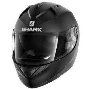 Shark Ridill Blank Mat Black Helmet