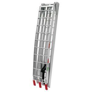 La Corsa – Ramp Alloy Bi-Fold 23cm X 2.25m Ladder Type