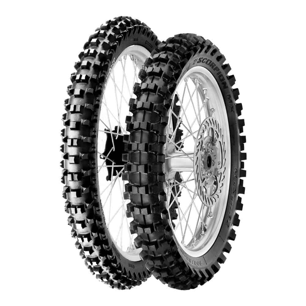 Pirelli Scorpion XC Mid Soft 120/100-18 68M NHS
