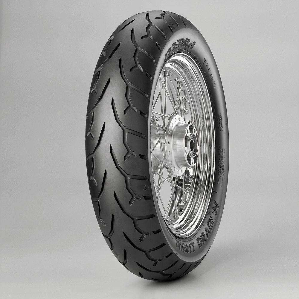 Pirelli Night Dragon 180/60B-17 75V TL