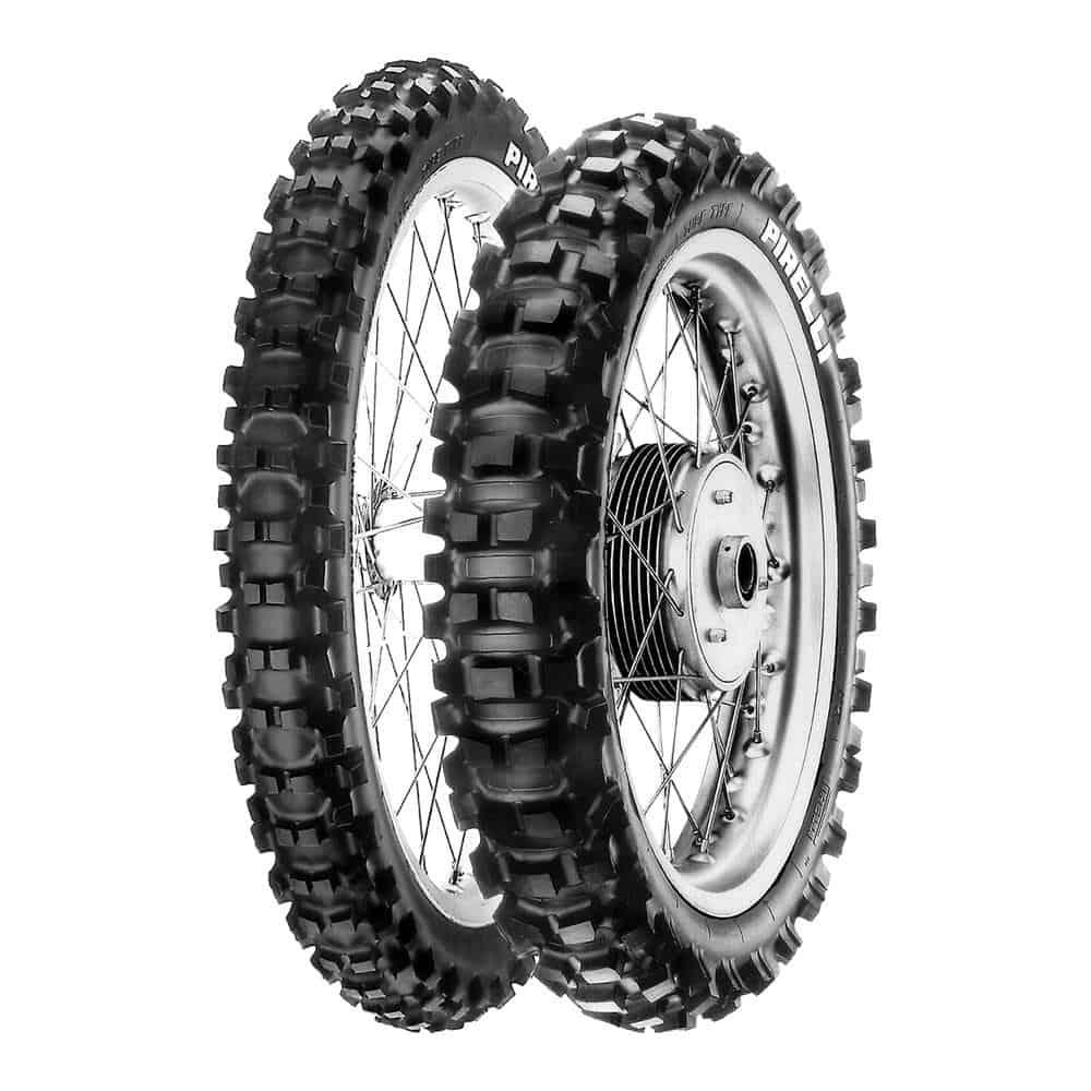 Pirelli Scorpion XC Mid Hard (DOT) 110/100-18 64M