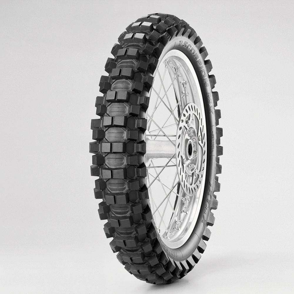Pirelli Scorpion MX Extra X 120/100-18 68M NHS